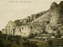 Escalera del Castillo en 1906