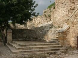 Escalera del Palau Vell