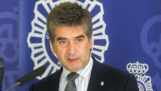 Ignacio Cosidó, Generaldirektor der Polizei