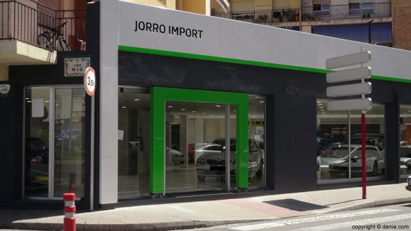 Jorro-Import