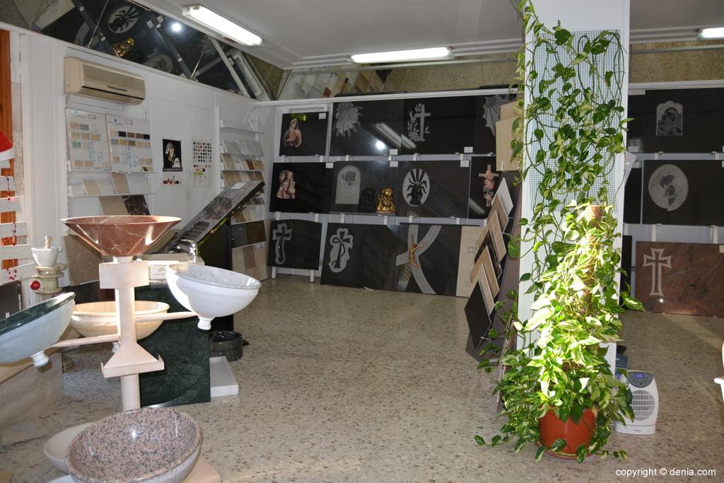Marbrestone - выставка Дения