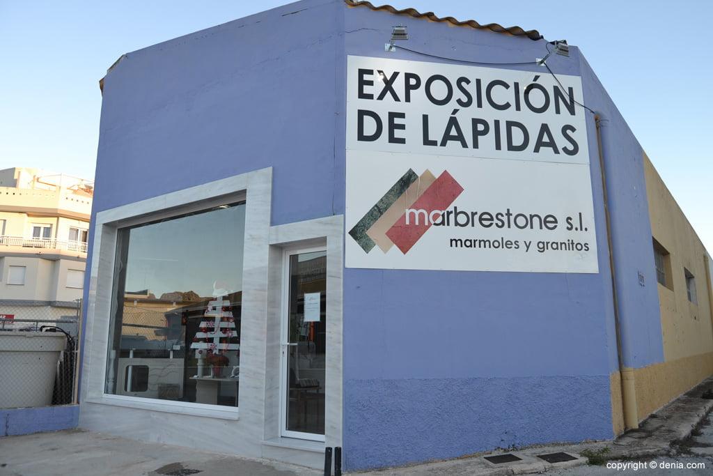 Marbrestone - выставка Ondara