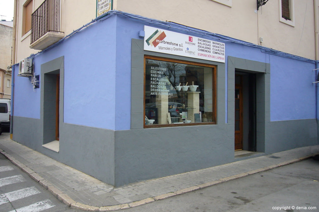 Marbrestone – Oficina Dénia
