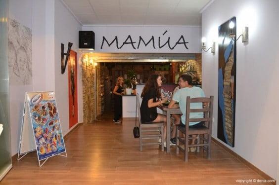 Menús del día en Mamúa
