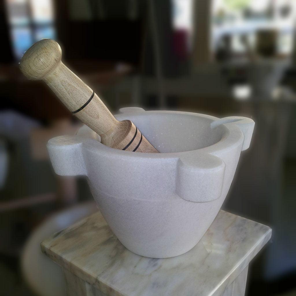Mortero mármol Macael de Marbrestone
