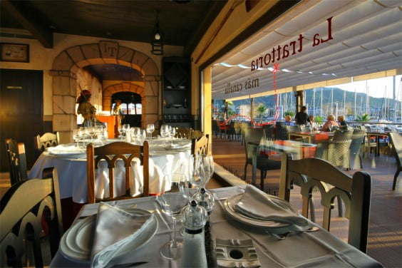 Restaurante Isla Tortuga