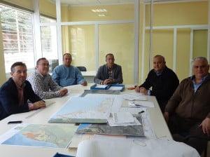 Reunión con los constructores sobre el Plan General
