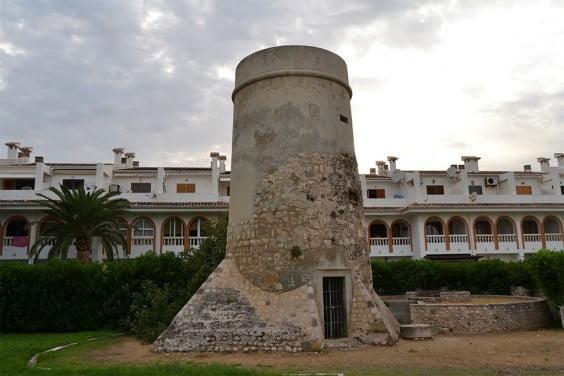 Torre de l'Almadrava