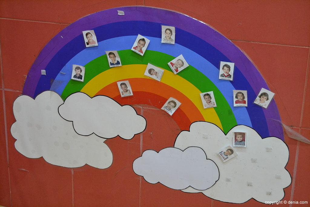 arcoiris colorets