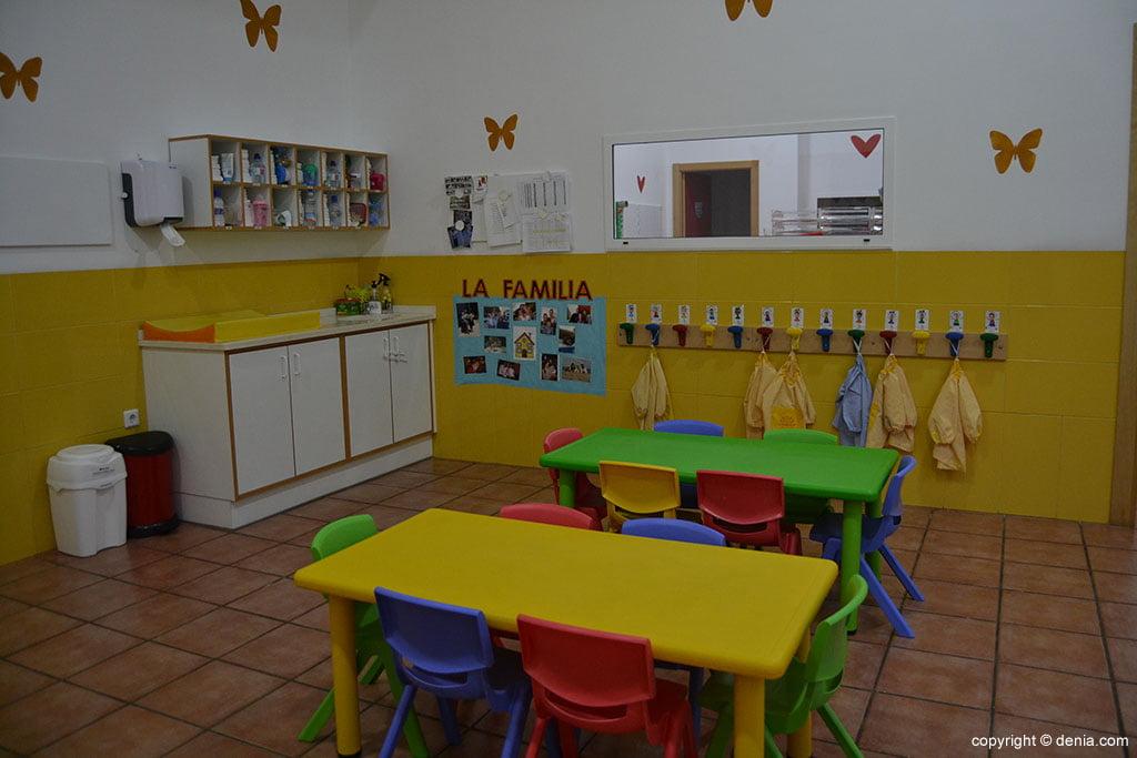 aula colorets