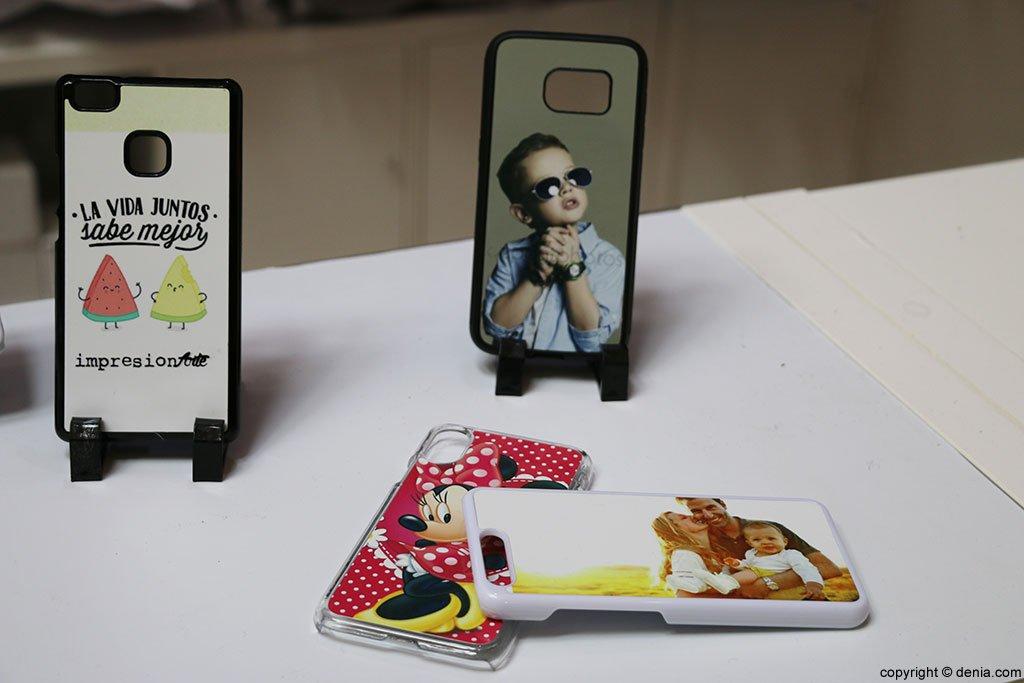 Fundes mòbils impressionar
