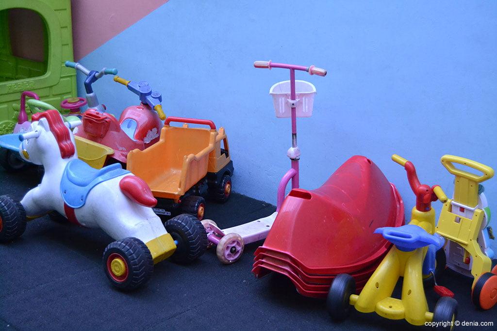 juguetes colorets