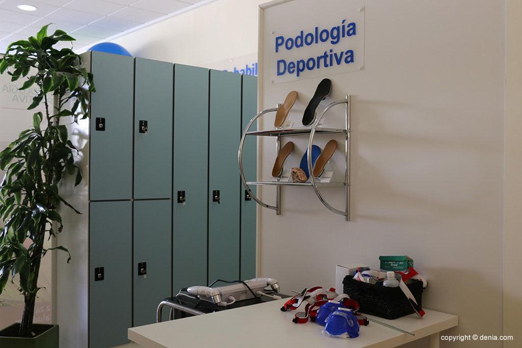 Podología deportiva REMA