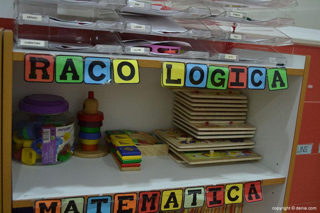 raco logica colorets