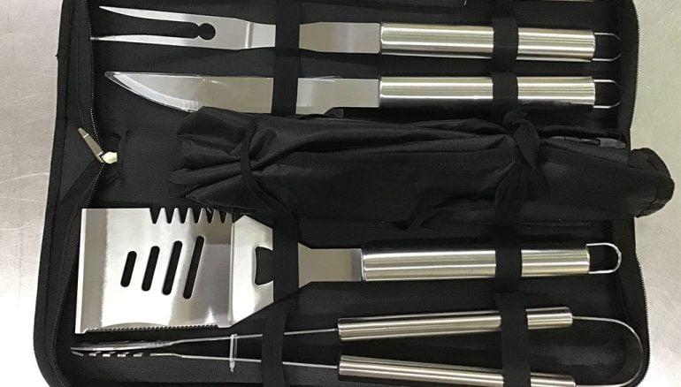 Regal sorteig accessoris Barbacoa - Coloma 2 Ferreters