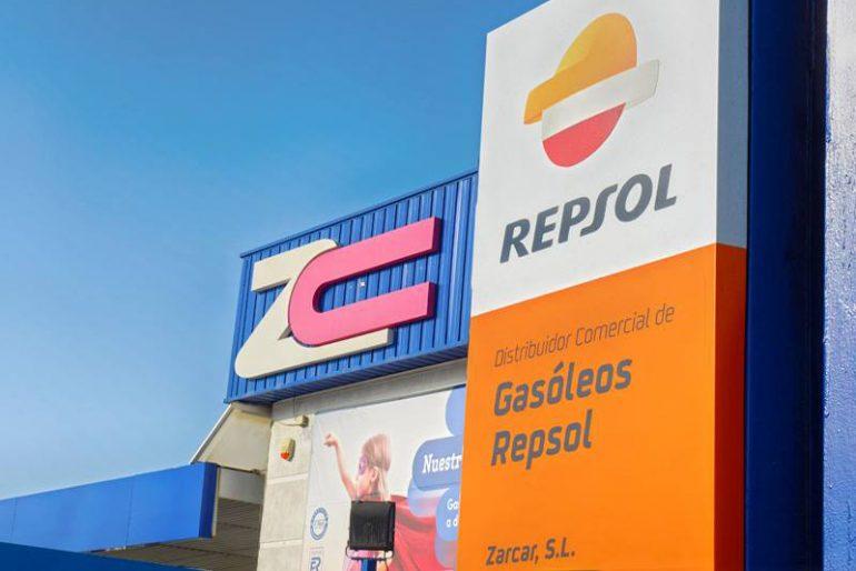 Zarcar Gasóleos - distribuidor Repsol