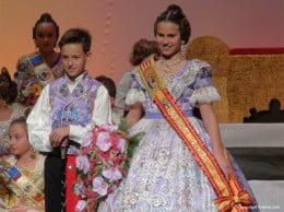 Presentación infantil Saladar 2015 - Alberto y Nerea Gamero