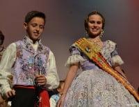 Presentación infantil Saladar 2015 - Nerea Gamero y Alberto gamero