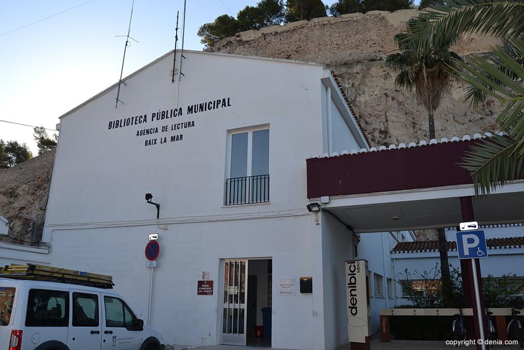 Agence de lecture Baix la Mar - Dénia