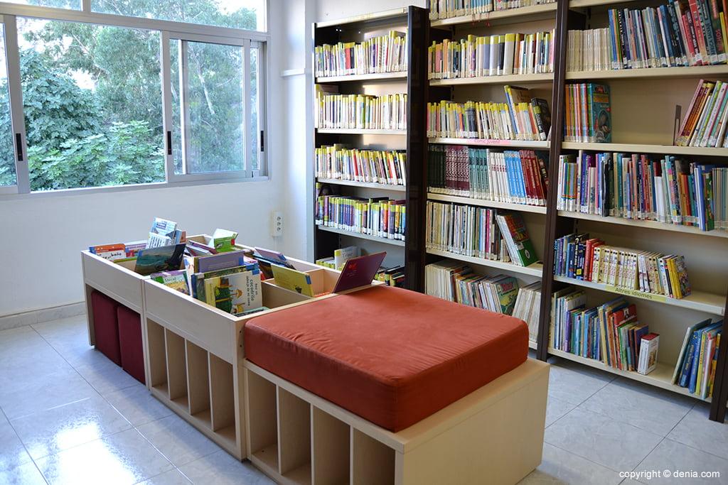 Agence de lecture Baix la Mar - Livres pour enfants