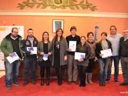 Establecimientos participantes   en el programa Servicio Responsable