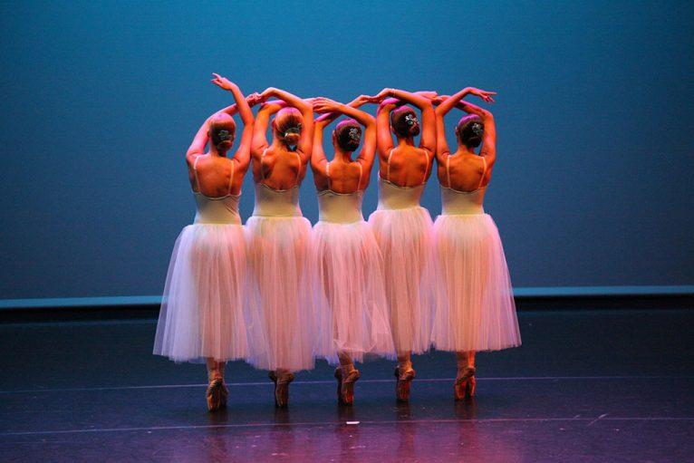 Dansa clàssica Patricia Vaig sentir