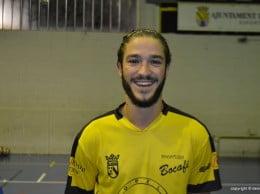 Edu Romany no jugará ante el CFS. Castalla por sanción