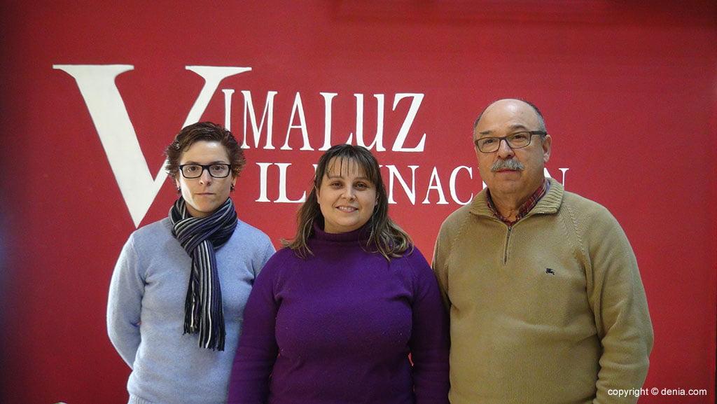 Equipo Vimaluz