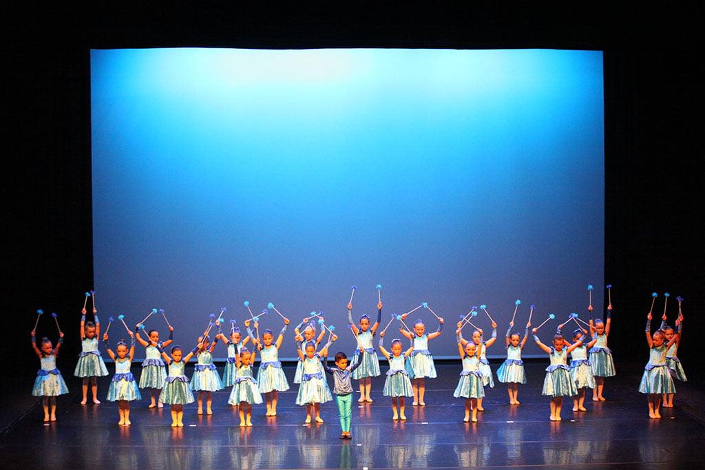 Gala de Dansa Patricia Vaig sentir