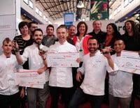 Ganadores del Concurso de Gamba Roja