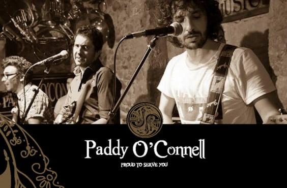 La Mocha en Paddy O'Connell