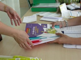 Libros para escolares