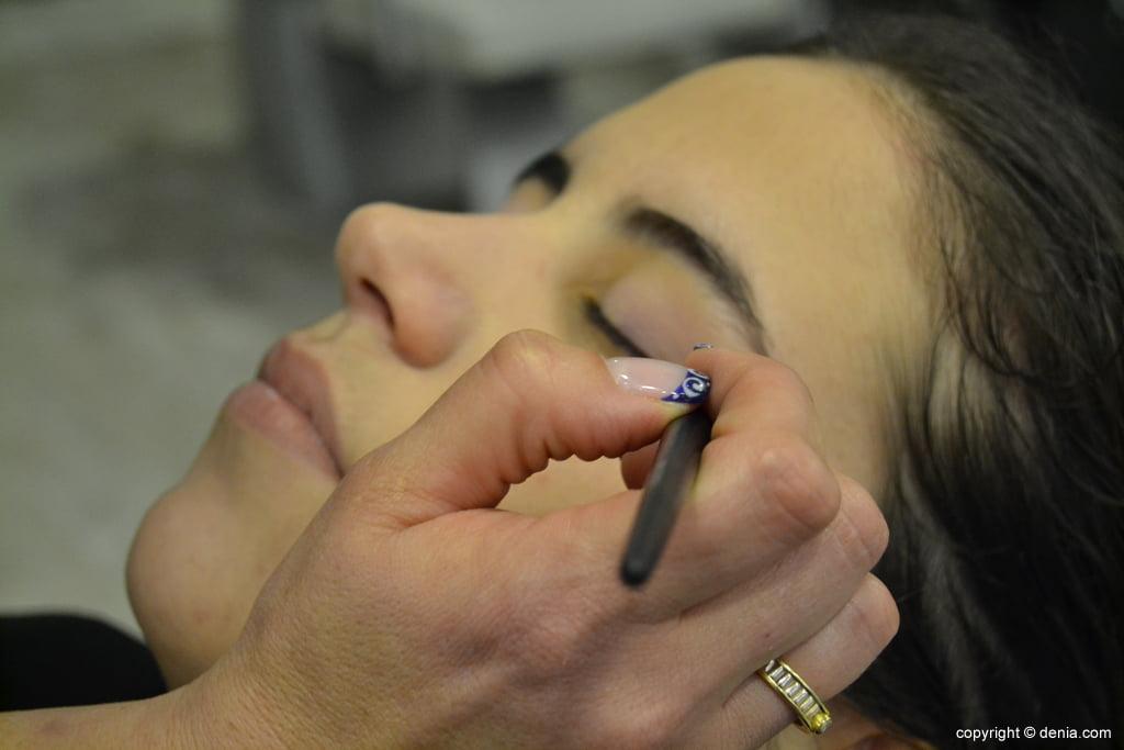 Peluquería La Mode – maquillaje