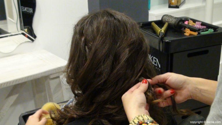 Peluquería La Mode - peinados de fiesta