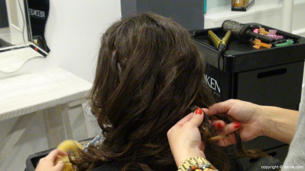 Peluquería La Mode – peinados de fiesta