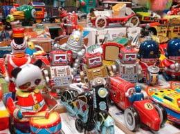 Recogida juguetes Dénia