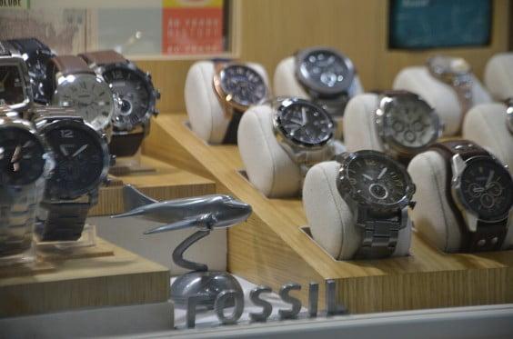 Relojes Fossil en La Joia