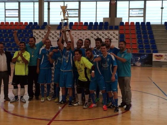 Selección ACYDMA campeona de España