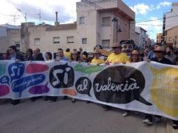 Trobada d'Escoles en Valencià en Gata de Gorgos
