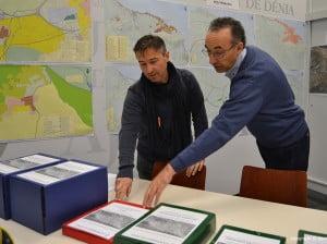 Vicente Chelet explica el documento del Plan General Estructural de Dénia