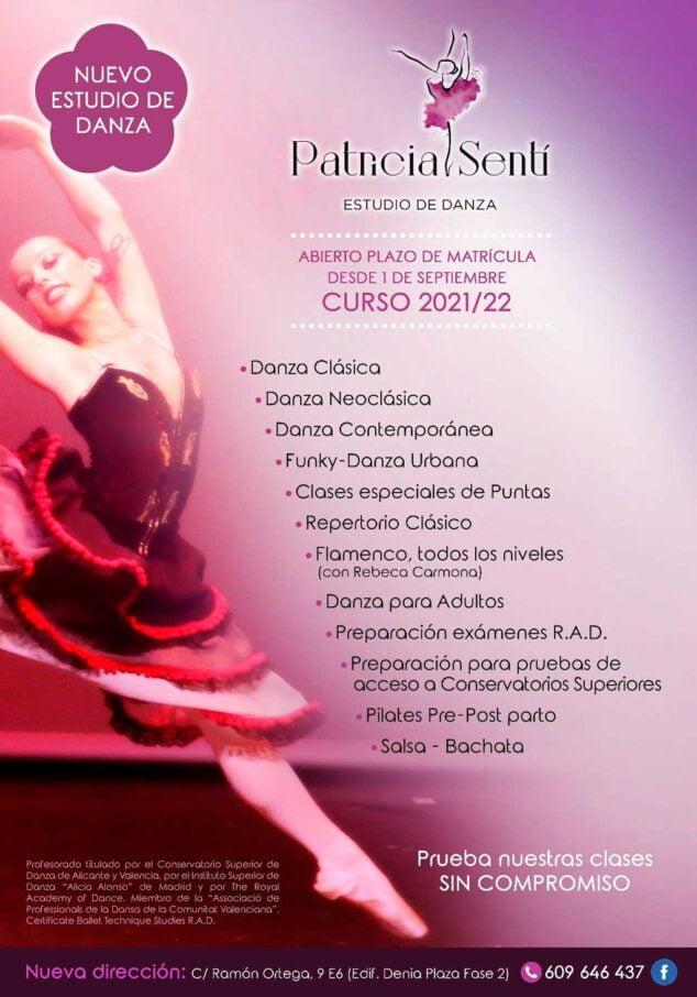 Imagen: Escuela de dana Denia - Escuela de Danza Patricia Senti