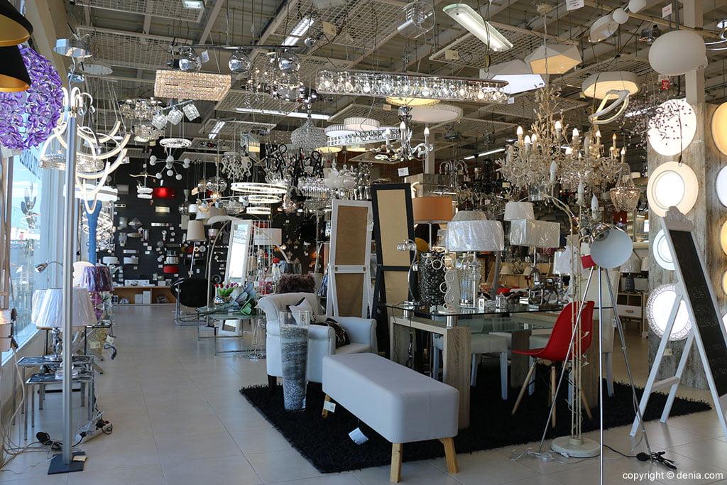 Iluminación y muebles Vimaluz