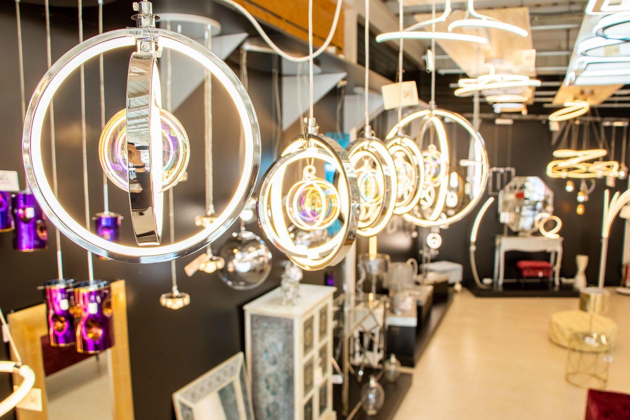 Lámparas de techo y luces Dénia – Vimaluz