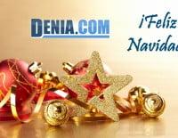 Feliz Navidad desde Denia.com
