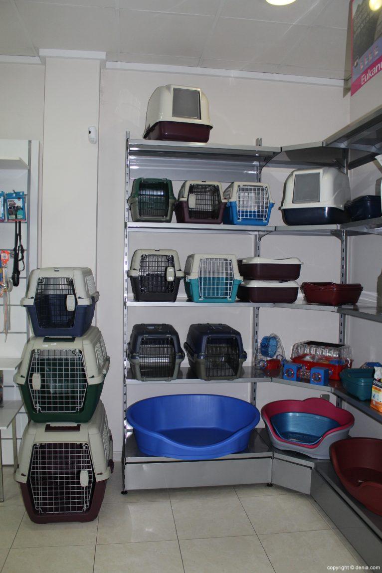 Transporte para mascotas - Santi Mas – Servicios para mascotas