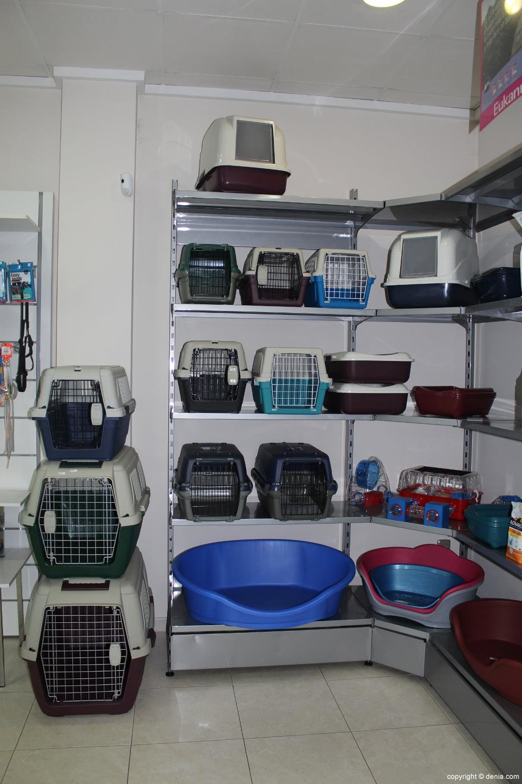 Transporte para mascotas – Santi Mas – Servicios para mascotas