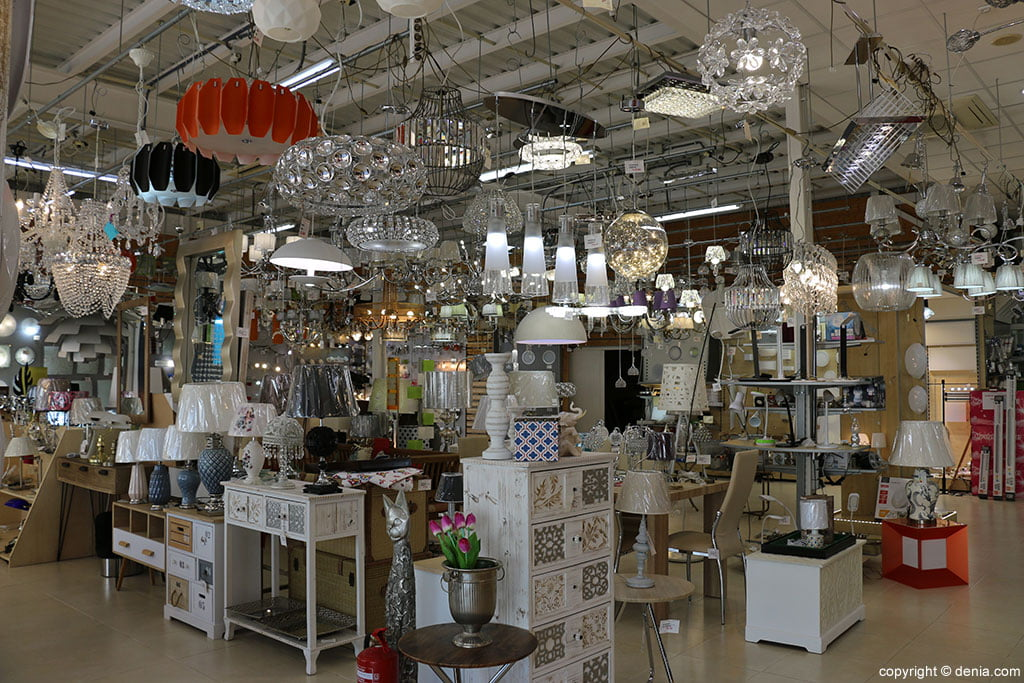Vimaluz lámparas y muebles