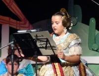 Presentación Infantil Falla Oeste - Miriam lozano