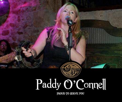 Black Glitter en Paddy O COnnell