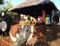 Cabina DJ Saladino
